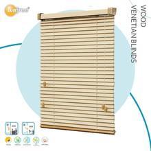 office aluminium rail shutter interior wood Venetian blinds