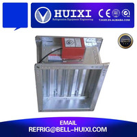 Rectangular Seal Air Duct valves