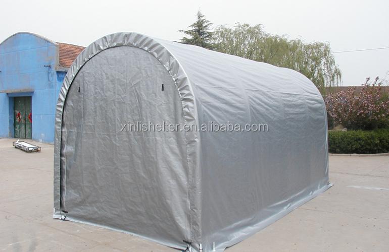 Portable Rv Cover Frames : Portable garage unique pvc boat cover view