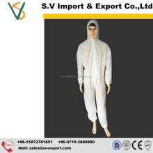 Disposable nonwoven PP medical coverall