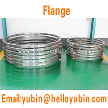 OEM professional custom carbon steel flange nonstandard steel flange
