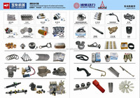 Dongfeng Beiben FAW JAC Yutong Diesel Engine For Sale