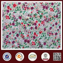 new fashion cotton reactive print fabric for bed sheets in China knit manufacture
