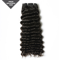 VV Tangle Free Extension Wholesale Alibaba 6 Inch African Bundles Malaysian Virgin 100 Human Hair