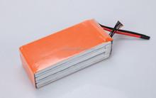 High Discharging UAV battery 22.2V 5200mAh 40C for DJI UAV