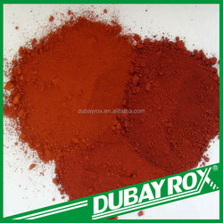 Free Samples Iron Oxide Red Pigment Powder for Paint & Coating