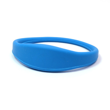 Convenience wearing Holographic RFID Wristband