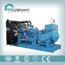 600kva electric diesel generating windmills price with MTU engine