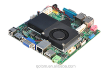 Latest computer hardware mini itx motherboard Q1037U ITX motherboard htpc 1080P