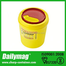 Paper Sharp Comtainer Disposable In Medical