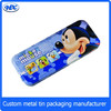 Promotional cheap tin pencil case