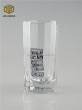 250ml Glass Drinking Cup ,Water Drinking Glass