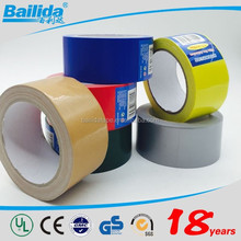 New creative products easy tear designer outdoor waterproof mixed color cloth duct tape