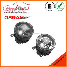Qeedon front 15W rally fog lights for accord and for pt cruiser