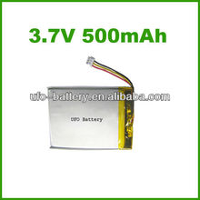 Lipo Battery 303450 3.7v 500mAh Lithium Polymer Battery Rechargeable Battery Good Quality OEM For Electric Pen