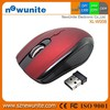 New products 2015 unique computer accessories usb rechargeable wireless optical mouse