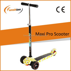 Hot selling 3 wheels kick scooter, adult scooter wholesale
