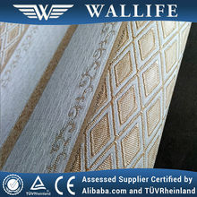 DK20202 home pvc wallpaper classic embossed vinyl wall covering