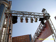 lighting truss which same as global truss made in china