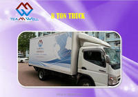 Lorry Transport Service in China and Hong Kong