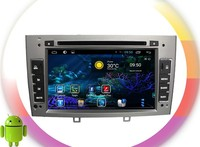 android 4.4 gps dvd tv For peugeot 408/308/308SW RDS ,GPS,WIFI,3G,support OBD,support TPMS