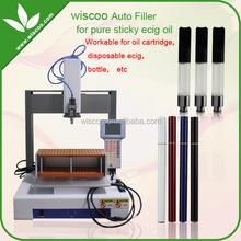 Wiscoo E Cigarette Bud Touch Vape 510 Atomizer O.pen Cbd Cartridge Vaporizer Oil Pens filling robot machine