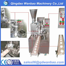 Traditional chinese steamed stuffed bun machine with delicious taste