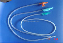 disposable medical suction iv catheter tube surgical connecting tube for single use with CE