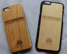 laser engraving carbon bamboo wooden wood phone case for Samsung Galaxy Note 3 4 5
