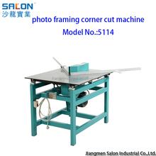 photo framing corner cut machine