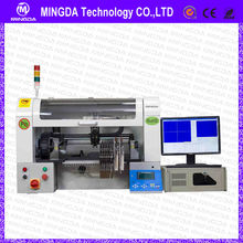 High precision led lamp manufacture machine for led light production line, vision version