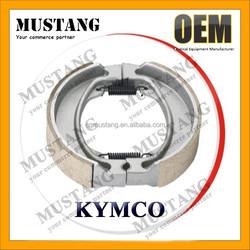 Best Quality Motorcycle Braking , KYMCO Motorcycle Brake Shoe