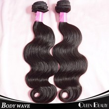 Professional brazilian hair attachment,high quality brazilian hair weave for sale