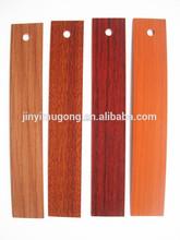 Fabricación encolar cantos de PVC para muebles decorativos tabla edge protección