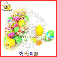 Tattoo Plastic Egg Candy Toys