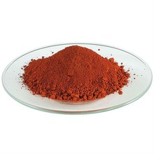 cement colorant/ pigment iron oxide red powder 190