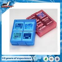 16 in 1 Game Card Case Holder Cartridge Box for Nintendo DS DSi Lite XL