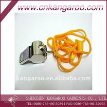 Pure steel whistle army or school use
