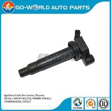 AUTO IGNITION COILS FOR LEXUS RX , TOYOTA CAMRY, HARRIER 9091902234/90919-02234/ UF267
