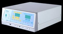 high technology electrosurgical bipolar forceps under otoscope