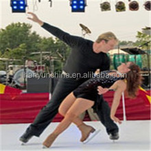 flexible skating boards/ sport court flooring/ hockey shooting pad