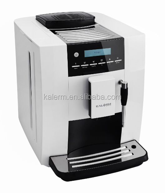 Automatic Coffee Maker How To Use : Italian Design Bean To Cup Espresso/cappuccino Home Use Fully Automatic Coffee Maker - Buy Bean ...