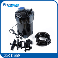 Freesea UV water filter / auto aquarium sponge filter for arowana