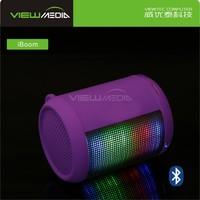 2015 Music Wireless Mini Bluetooth Speaker, Portable Bike Waterproof Bluetooth Speaker Car Subwoofer Shenzhen Factory VM-iBoom