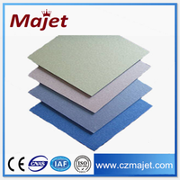Changzhou factory Aluwecan metal roofs cladding aluminum composite panel decorative materials