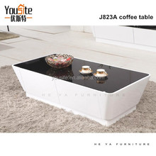 classic style console wooden coffee tables solid wood slab coffee tables J823A