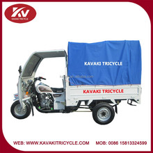 India fashion 150cc air-cooled engine powerful white passenger and cargo motorized tricycle