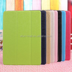 2015 new arrival double color pu leather case for Ipad mini with low price