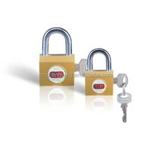 Iron Imitate Brass lock (BG201)