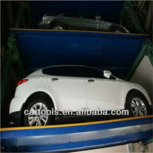 verticle car lift conveyor elevator parking lot equipment